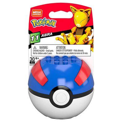 Mega Construx Pokémon Poke Ball - Assorted