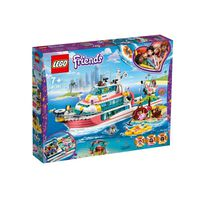 LEGO Friends Rescue Mission Boat 41381