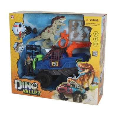Dino Valley Roughneck Patrol