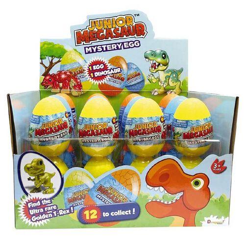 Junior Megasaur Egg Collectables Dinosaurs