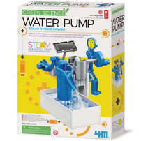 4M Hybrid Solar Engineering / Water Pump