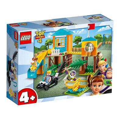 LEGO Toy Story Buzz and Bo Peep's Playground Adventure10768