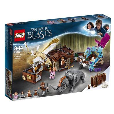 LEGO Fantastic Beasts Newt's Suitcase 75952
