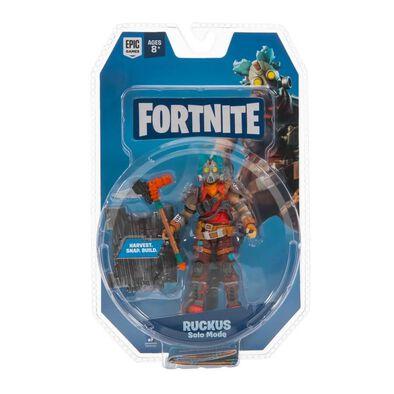 Fortnite Ruckus Solo Mode