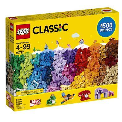 LEGO Classic Bricks Bricks Bricks 10717