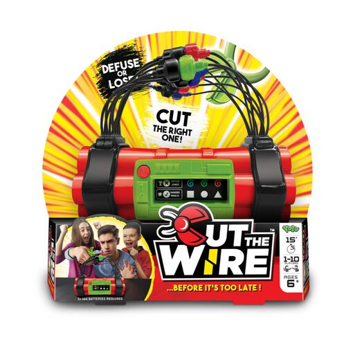 Spy Code Cut The Wire