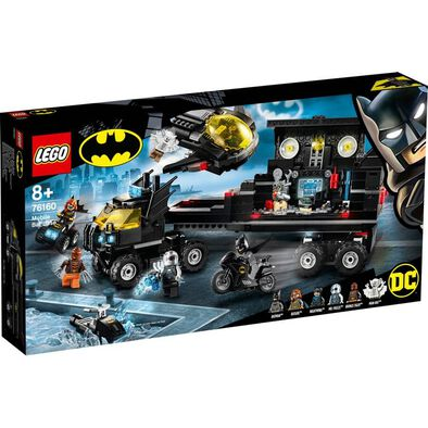 LEGO DC Comics Super Heroes Mobile Bat Base 76160