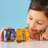 LEGO Friends Andrea's Jungle Play Cube 41434