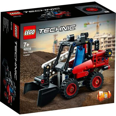 Lego Technic Skid Steer Loader 42116