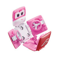 Super Wings Mini Flip Box-Dizzy