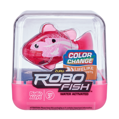 Zuru Robo Fish Series 1 Sebae
