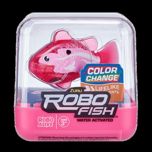 Zuru Robo Fish Series 1 Sebae