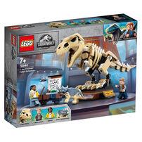 LEGO Jurassic World T. rex Dinosaur Fossil Exhibition 76940