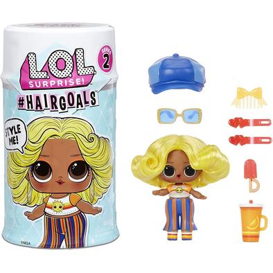 L.O.L. Surprise Hairgoals 2.0 - Assorted