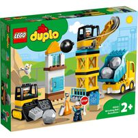 LEGO Duplo Town Wrecking Ball Demolition 10932