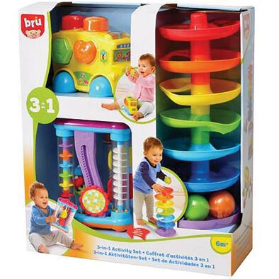 BRU 3In1 Activity Set Sensory Bundle