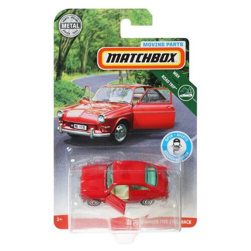 Matchbox 1:64 Car Moving Parts - Assorted