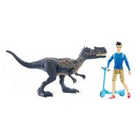 Jurassic World Human & Dino Pack - Assorted