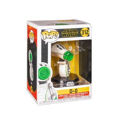 Pop! Star Wars D-0