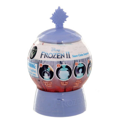 Disney Frozen 2 Snow Globe Surprise