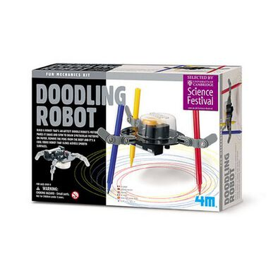4M Mech Fun - Doodling Robot