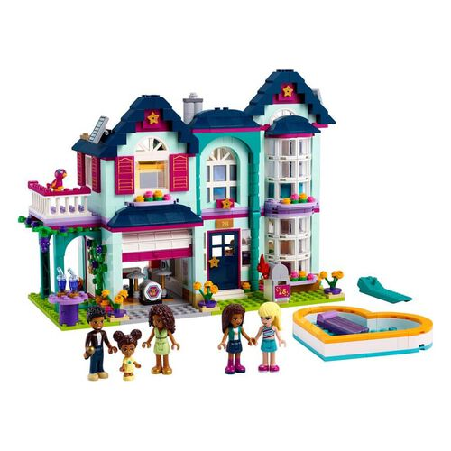Lego Friends Andrea's Family House 41449