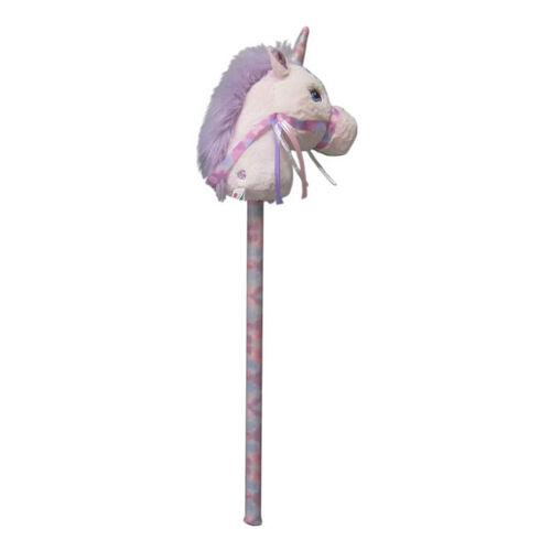 Animal Alley 30.5 Inch Stick Unicorn With Sound