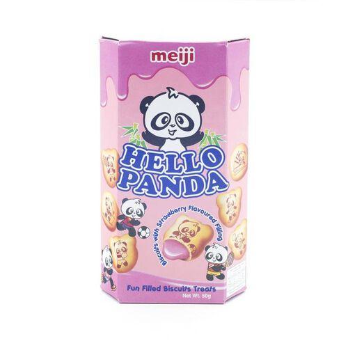 Meiji Hello Panda Strawberry