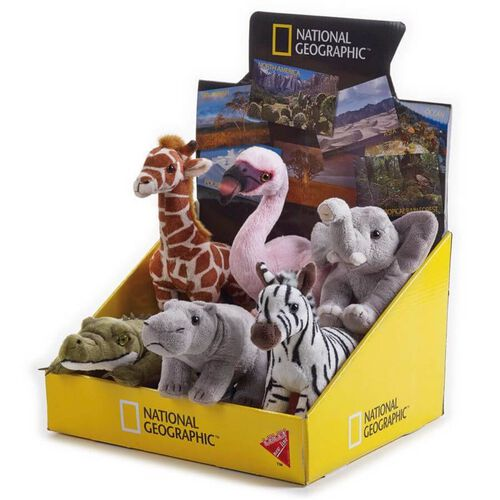 National Geographic Baby Savana - Assorted