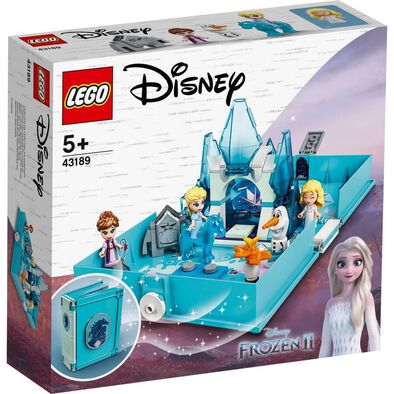 Lego Disney Frozen Elsa And The Nokk Storybook Adventures 43189
