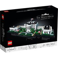 LEGO Architecture The White House 21054