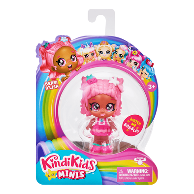 Kindi Kids Minis S2 Mini Doll Berri D'Lish