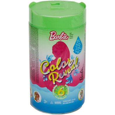 Barbie Colour Reveal Chelsea Doll - Assorted