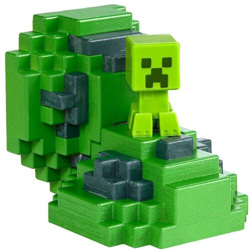 Minecraft Zombie Spawn Egg - Assorted
