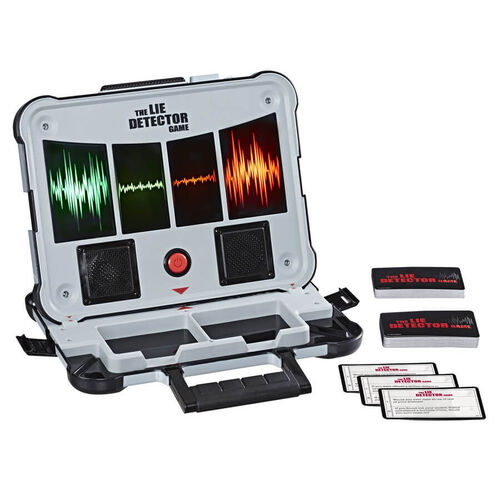 The Lie Detector Game