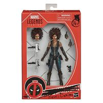 Marvel Legends Series X-Men Domino