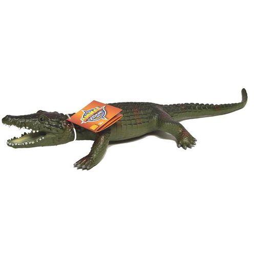 Animal Zone 12 Inch Foam Crocodile