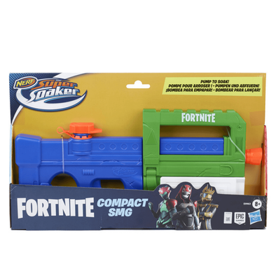 NERF Super Soaker Fortnite Compact SMG