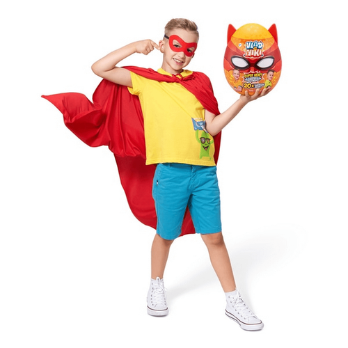 Vlad & Niki Superhero Surprise Egg Red