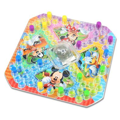 Disney Mickey Mouse and Friends Dice Pop Race Game