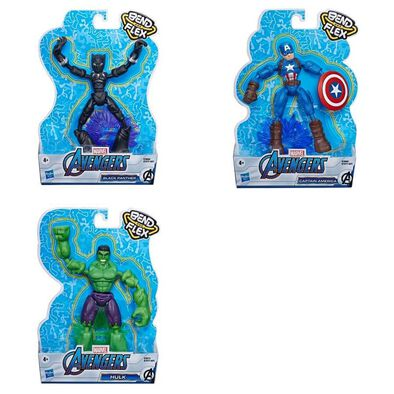 Marvel Avengers Bend And Flex Figure - Assorted