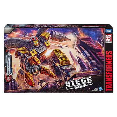 Transformers Generations War For Cybertron Titan WFC-S29 Omega Supreme