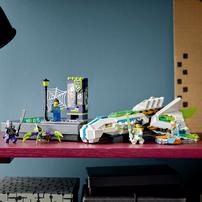LEGO Monkie Kid White Dragon Horse Jet 80020
