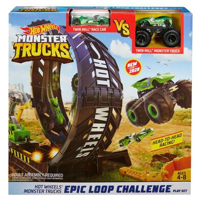 Hot Wheels Monster Trucks Loop