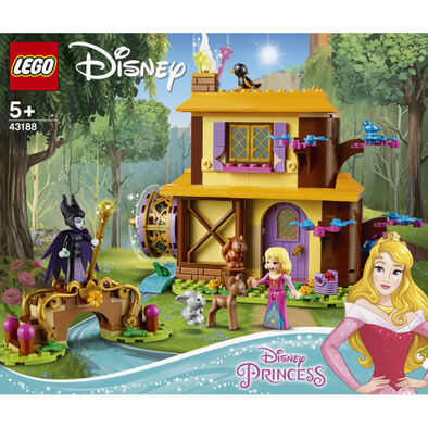 LEGO Disney Princess Aurora's Forest Cottage 43188