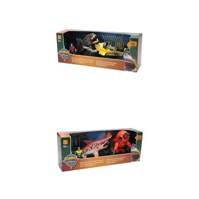 Animal Zone Deep Sea Adventure Set - Assorted