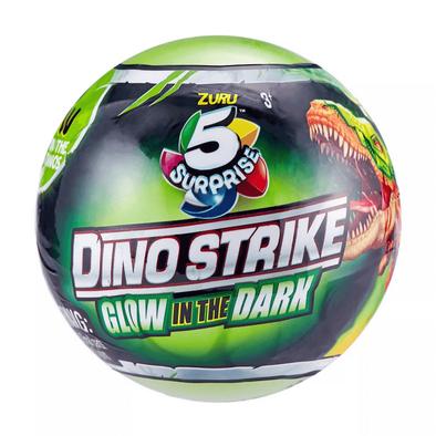 ZURU 5 Surprise Dino Strike Series - Assorted