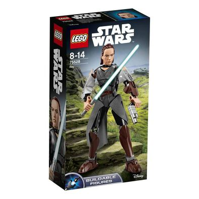 LEGO Star Wars Buildable Figures Rey 75528