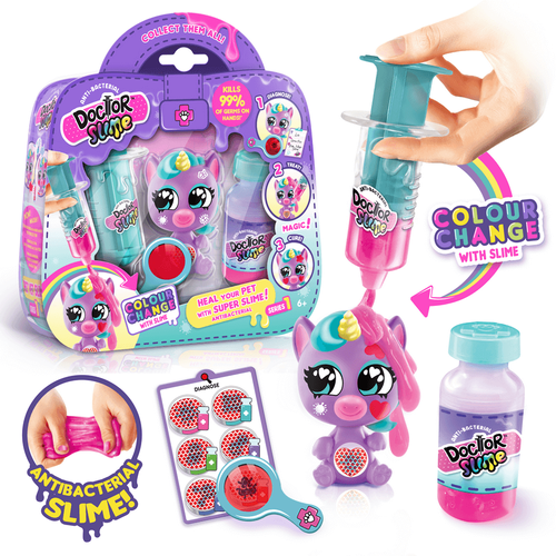 Doctor Slime Pet Vet Slime Kit