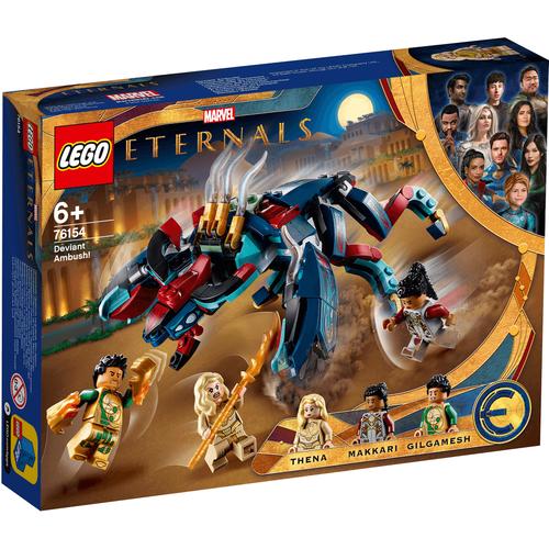 LEGO Marvel Super Heroes Deviant Ambush! 76154